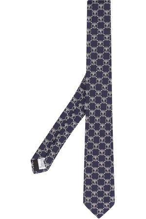 Moschino Homme Cravates - Cravate à motif monogrammé