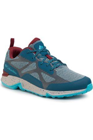 Columbia Homme Chaussures basses - Chaussures de trekking - Vitesse Outdry BM077 Slate Grey/Pho 099