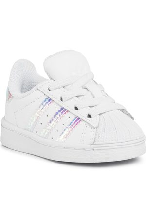 adidas Chaussures - Superstar El I FV3143 Ftwwht/Ftwwht/Ftwwht