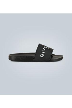 Givenchy Sandales plates Paris