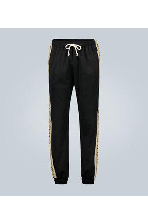 Gucci Pantalon de survêtement en jersey
