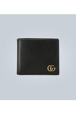 Gucci Portefeuille en cuir GG Marmont