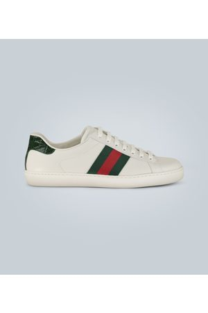 Gucci Baskets Ace en cuir