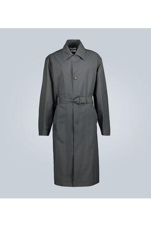 Bottega Veneta Trench-coat léger en coton mélangé