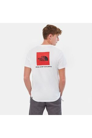 TheNorthFace The North Face T-shirt Redbox Pour Homme Tnf White Taille L Men