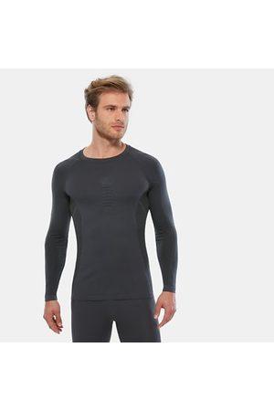 TheNorthFace The North Face T-shirt Active À Manches Longues Pour Homme Asphalt Grey/tnf Black Taille L/XL Men
