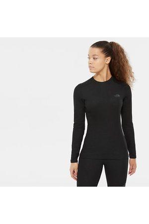TheNorthFace The North Face Haut À Manches Longues Easy Pour Femme Tnf Black Taille L Women