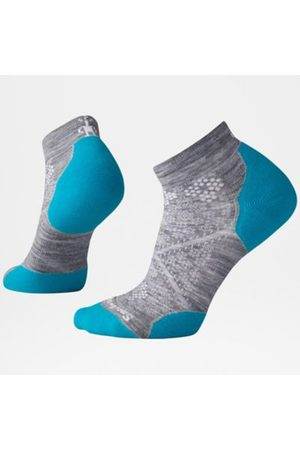 TheNorthFace The North Face Phd Run Light Elite Low Cut Pour Femme Light Gray/capri Blue Taille L Women