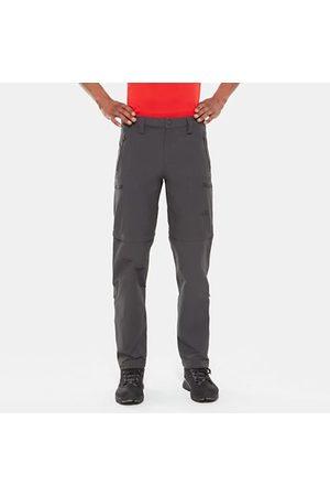 TheNorthFace The North Face Pantalon Convertible Exploration Pour Homme Asphalt Grey Taille 34 Long Men