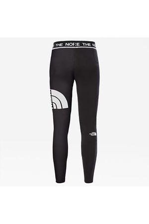 TheNorthFace The North Face Legging Taille Mi-haute Flex Pour Femme Tnf Black/tnf White Taille L Women