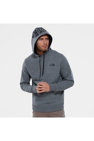 TheNorthFace The North Face Sweat Seasonal Drew Peak Pour Homme Tnf Medium Grey Heather/tnf Black Taille L Men