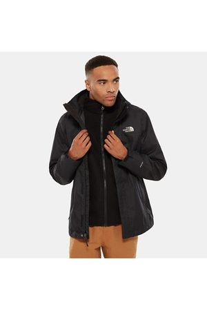 TheNorthFace The North Face Veste Evolve Ii Triclimate® Pour Homme Tnf Black Taille 3XL Men