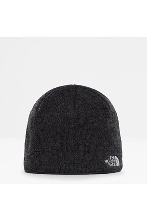 TheNorthFace The North Face Bonnet Jim Tnf Black Heather Taille Taille Unique Men