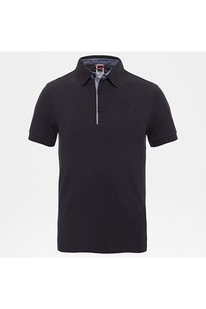 TheNorthFace The North Face Polo Piquet Premium Pour Homme Tnf Black/tnf Black Taille L Men