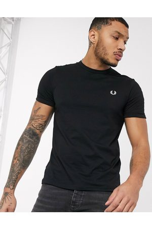 Fred Perry T-shirt à bordures contrastantes
