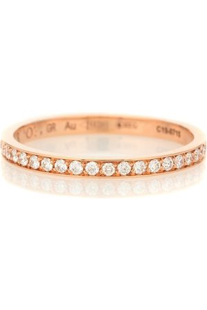 Repossi Bague Berbere XS en rose 18 ct et diamants
