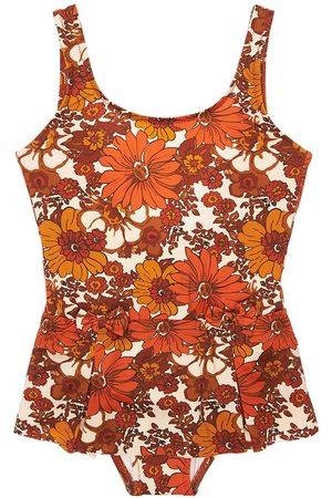 DODO BAR OR Flower Print One Piece Swimsuit