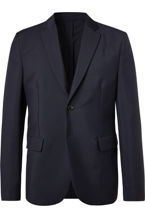 Acne Studios Homme Blazers - Unstructured Wool and Mohair-Blend Blazer