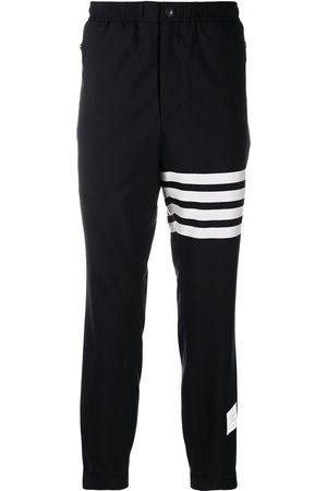 Thom Browne Pantalon de jogging fuselé