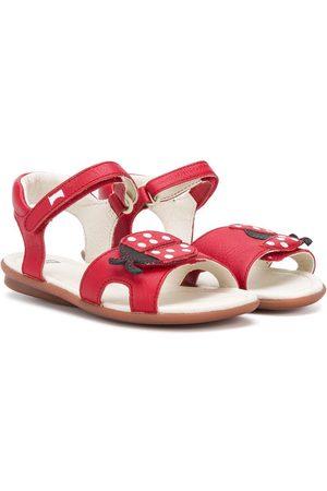 adidas Fille Sandales - Sandales à applique coccinelle