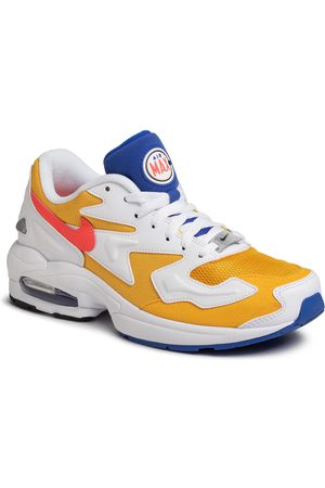 Chaussures NIKE - Air Max2 Light Prm BV0987 023 Black/Flash Crimson - Sneakers - Chaussures basses - Homme