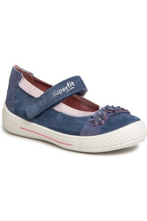 Superfit Fille Chaussures basses - Chaussures basses - 6-09097-80 M Blau