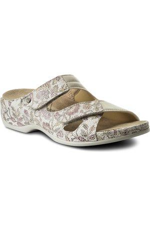 Berkemann Mules / sandales de bain - Janna 01027 Weiss 244