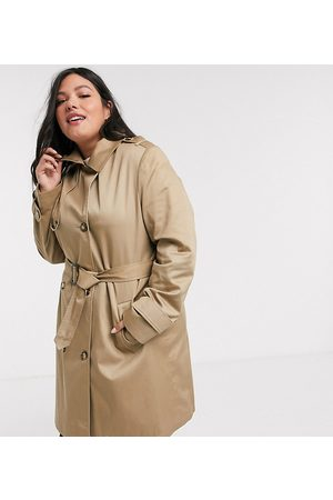 ASOS ASOS DESIGN Curve - Trench-coat