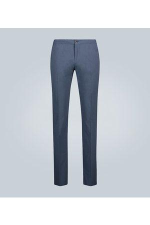 Incotex Femme Pantalons classiques - Pantalon slim en coton stretch