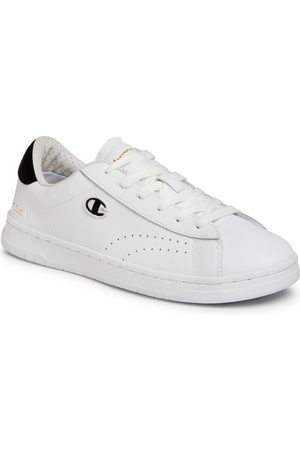 Champion Sneakers - Court Club Patc S21363-S20-WW006 Wht/Nbk