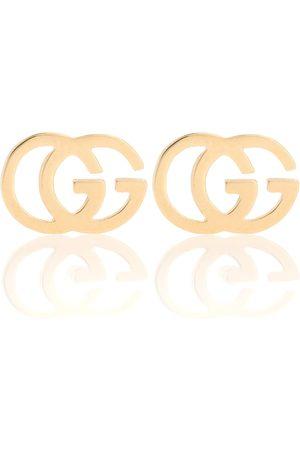 Gucci Boucles d'oreilles GG en 18 ct