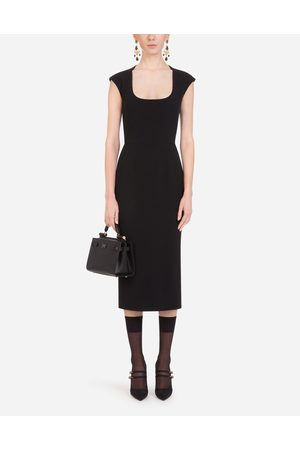 Dolce & Gabbana Collection - LONGUETTE DRESS IN CADY