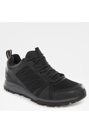 The North Face Chaussures Imperméables Litewave Fastpack Ii Pour Homme Saratoga Green/asphalt Grey Taille 39 Men