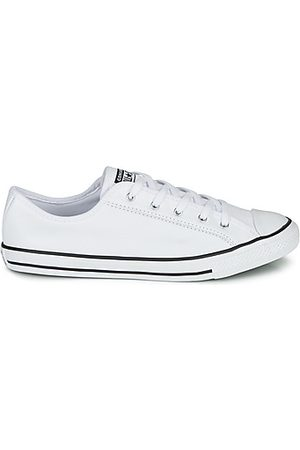 Converse Femme Baskets - Baskets basses CHUCK TAYLOR ALL STAR DAINTY LEATHER OX