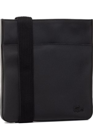 Lacoste Sacoche - Flat Crossover Bag NH2850HC Black 000