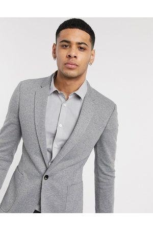 ASOS Blazer ultra ajusté en jersey