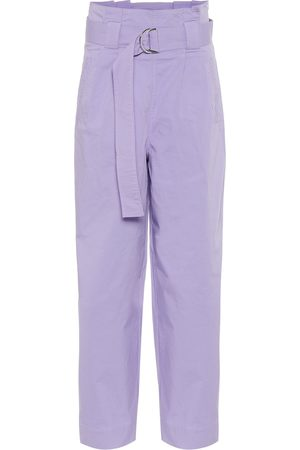 Ganni Pantalon en coton