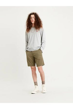 Levi's Homme Shorts - Chino Taper Short / Bunker Olive Leather