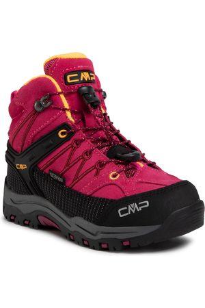 CMP Chaussures de trekking - Rigel Mid Trekking Shoes Wp 3Q12944 Bouganville/Goji 06HE