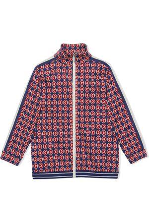 Gucci Veste G zippée à motif monogrammé