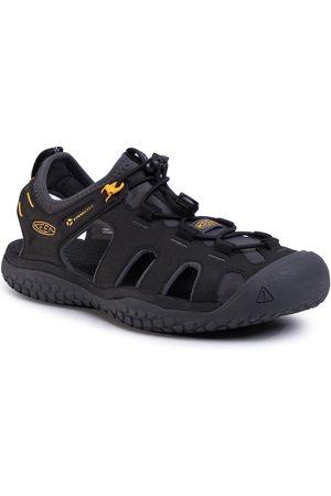 Keen Sandales - Solar Sandal 1022246 Black/Gold