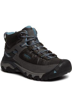 Keen Chaussures de trekking - Targhee III Mid Wp 1023040 Magnet/Atlantic Blue