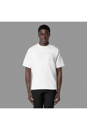 The North Face T-shirt En Maille Black Series Engineered Tnf White Taille L Men