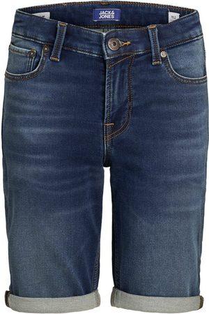Jack & Jones Garçons Shorts En Jean Men blue