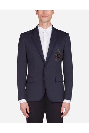 Dolce & Gabbana Collection - JERSEY JACKET WITH PATCH