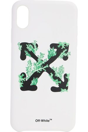 "OFF-WHITE Coque Pour Iphone Xs Max ""arrow Water"""