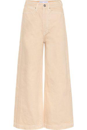 Proenza Schouler Pantalon ample en coton