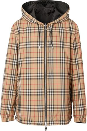 Burberry Reversible Vintage Check jacket