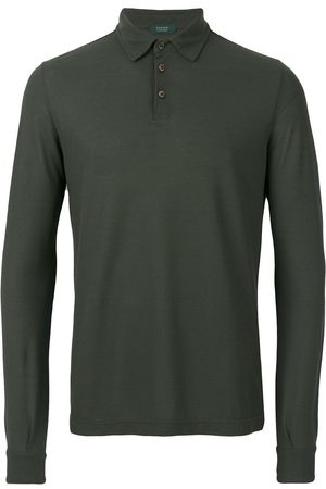 ZANONE Homme Polos - Polo à manches longues