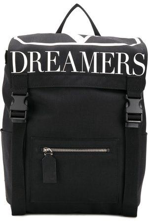 VALENTINO Sac à dos en nylon VLOGO Dreamers